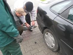 Zajęcia Praktyczne Podczas Kursu Tankowania Gazu LPG – Zdjęcie 1