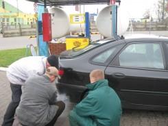Zajęcia Praktyczne Podczas Kursu Tankowania Gazu LPG – Zdjęcie 3