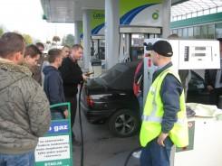 Zajęcia Praktyczne Podczas Kursu Tankowania Gazu LPG – Zdjęcie 5