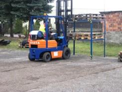 Wózek Widłowy Na Placu Manewrowym – Zdjęcie 8